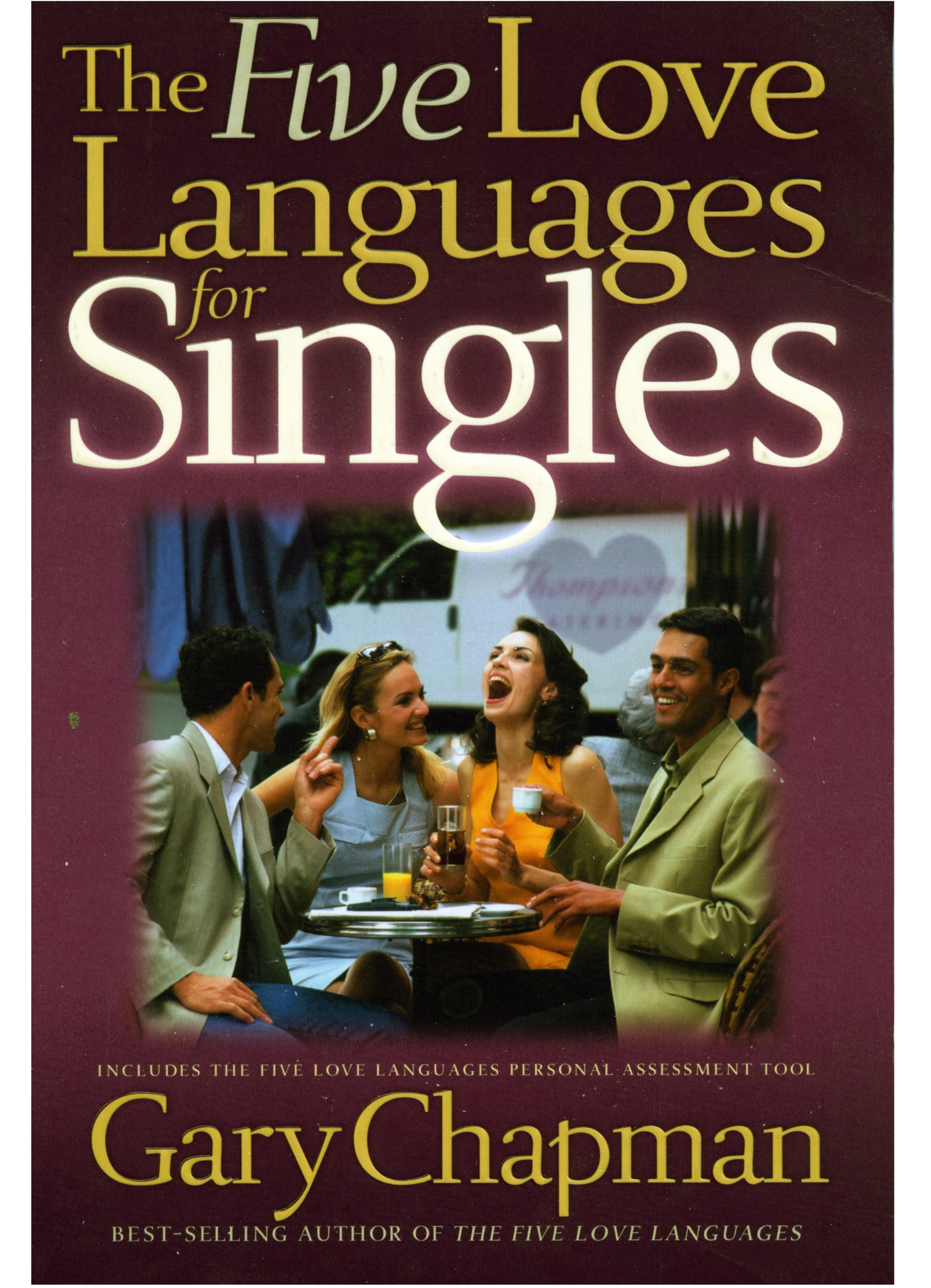 Five love languages dating